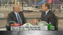 3M CEO on how it will seize on the $6 billion electric ca...