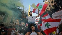 Lebanon's Hezbollah under rare street pressure