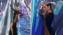 'Bailando 2018': Pampita se vengó de Lourdes Sánchez y le puso un cero