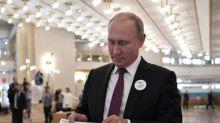 Kremlin loses regional votes amid anger over pension reform