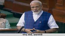 'Congress recognises work of only Gandhi family, not Narasimha Rao, Manmohan Singh': PM Modi