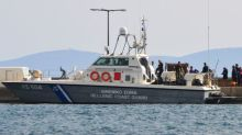 At least 16 dead as migrant boat sinks off Greek island