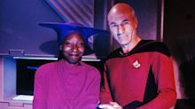 Whoopi Goldberg Accepts Patrick Stewart's Offer to Reprise Her 'Star Trek' Role in 'Picard'