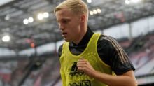 Foot - Transferts - Transferts: Donny van de Beek (Ajax Amsterdam) devrait signer à Manchester United