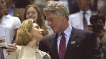 Throwback photos: The Clintons at the 1996 Atlanta Olympics