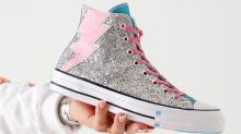 Converse Pride Collection Debuts Sneakers Inspired by the Trans Flag