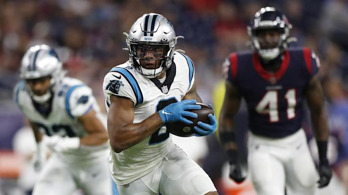 The Rush: McCaffrey hurt, but Darnold and Moore lead Panthers to win over Texans