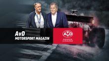 Haug und Stuck zu Gast im AvD Motorsport Magazin