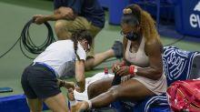 Azarenka y dolencia de tobillo apean a Serena del US Open