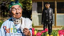 84-year-old Japanese grandfather becomes Instagram fashion sensation
