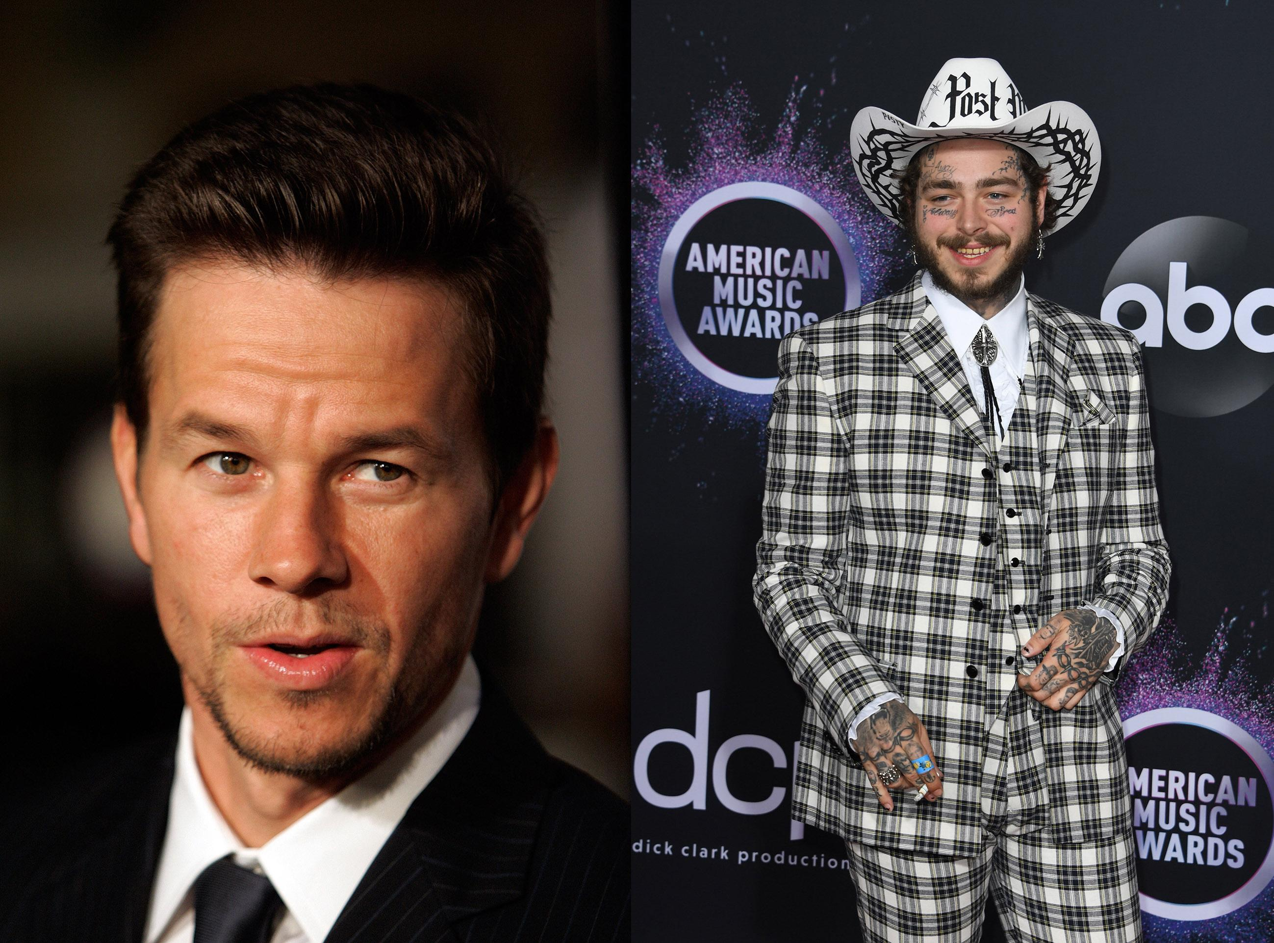 Post Malone To Star In Mark Wahlberg S New Netflix Film