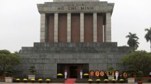 Vietnam says preserved corpse of Ho Chi Minh in great condition