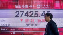 World stocks mixed amid fears for trade talks, Brexit hopes
