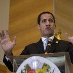 Venezuela suspends airline after Guaidó's flight home