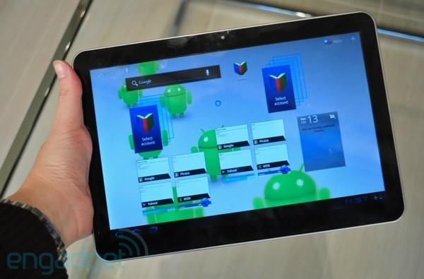 Vodafone UK lands Samsung Galaxy Tab 10.1 exclusive launch