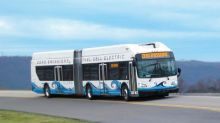 New Flyer's sixty-foot electric Bus Rapid Transit models become the first and only to complete FTA Altoona Testing