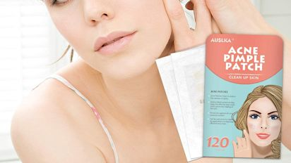Pimple patches will cure zits in a flash