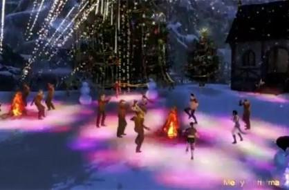 ArcheAge team releases holiday greetings video