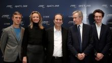From silkworms to software, France's LVMH backs luxury startups