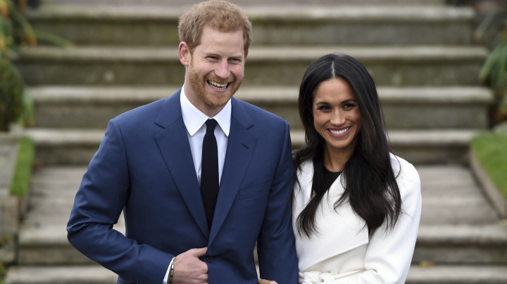 Prince Harry and Meghan Markle's hard exit
