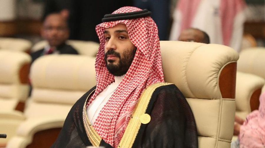 Saudi crown prince slams Iran over tanker attacks