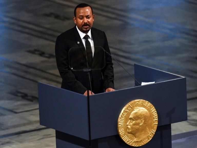 Ethiopian Prime Minister Abiy Ahmed leapt to global prominence last year for winning the Nobel Peace Prize