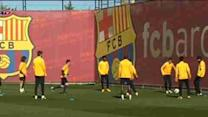 Barcelona players recover from internationals