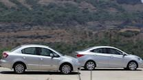 Face off: New Maruti Sx4 vs Hyundai Verna