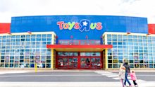 Toys 'R' Us grand opening in New Jersey, first store to open since bankruptcy