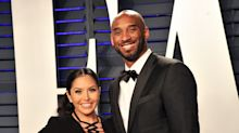 Kobe Bryant and wife Vanessa share first Instagram photo of newborn daughter Capri: 'Our little princess'