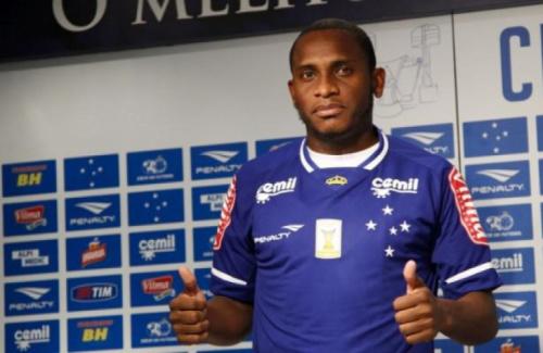 Cruzeiro acerta empréstimo de Willians ao Goiás
