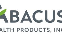 Abacus Health Products Reports First Quarter 2019 Financial Results