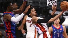 Miami Heat culture arrives for the NBA playoffs in an unlikely manner.