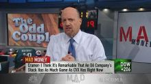Cramer explains the nonsensical action in oil and airline...