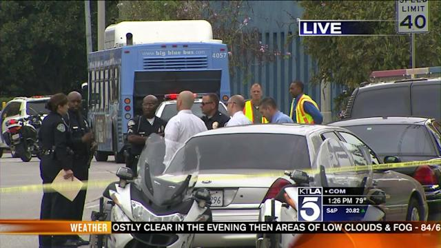 Several Wounded in Shooting Near Santa Monica College