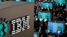 A Look At The Intrinsic Value Of International Business Machines Corporation (NYSE:IBM)