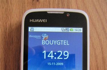 Huawei U8230 (in other words, the one that isn't the Pulse) gets reviewed