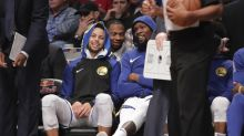 There are plenty of hot NBA storylines, but it doesn't matter: It's still the Warriors' league
