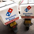 Why Domino's Pizza sales are starting to go ice cold