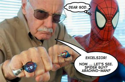 Stan Lee to develop video games, superheroes for Disney