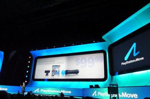 Sony PlayStation Move launch details get official: $99 for the bundle, hits North America September 17th