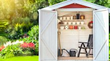 8 of the best garden storage boxes to keep outside clutter-free