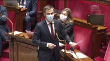 """""""Proposez !"""" répond Olivier Véran aux critiques des députés contre l'état d'urgence sanitaire"""