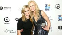 Reese Witherspoon and Nicole Kidman Reunite in Sparkling Styles: Pics!
