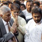 Sri Lankan leader takes reinstated PM to task