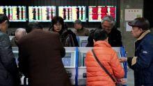 Asian shares, bond yields fall as deadly coronavirus spreads