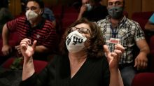 Greek neo-Nazi party ruled a criminal group in landmark trial