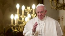 Pope Francis To Make Acting Debut