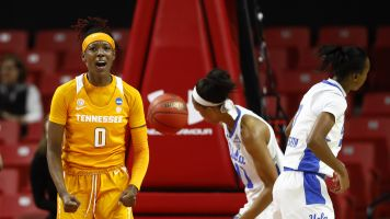 Tennessee bounced from tourney in 1st round