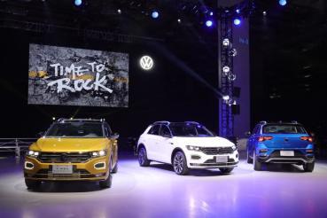 新增280 TSI Life 入門等級、售價下殺至 104.8 萬起!Volkswagen T-ROC 正式發表!